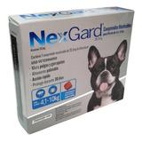 Nexgard 4 - 10 Kg 3 Comprimido - Envio Gratis A Todo Chile