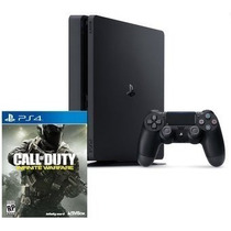 Consola Ps4 Slim + Call Of Duty Infinite Warfare - Sniper