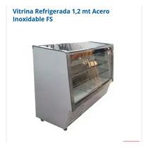 Vitrina Refrigerada Maigas 1.2mt Poco Uso
