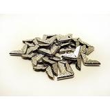 Esquinero Borde De Metal 13mm Niquel 100unid Encuadernacion