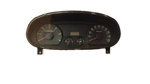 Sinóptico Hyundai Starex 2006