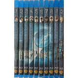Harry Potter Y Animales Fantasticos 1-2 Saga Bluray Latino