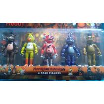 Set De 5 Figuras Five Nights At Freddy