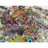 Pokemon Gran Lote De 100 Cartas Originales Al Azar