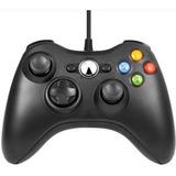 Joystick Mando Controller Gamepad Wired Ergonomico Xbox 360