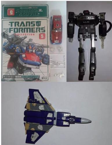 Liquido Lote Transformers G1 Original Ko Encore