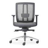 Silla Escritorio Air Gris Oscuro Form
