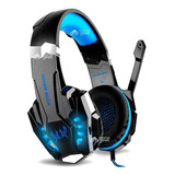 Audifonos Gamer G9000 Sonido 3d Led Mic Ps4 Xbox One