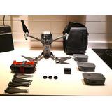 Mavic Pro Fly More Combo. 3 Baterias, Filtros Nd Y Extras!!