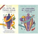 Libro Los Mitos Me Tienen Gordo Y Enfermo 1 Y 2 +pack De Re