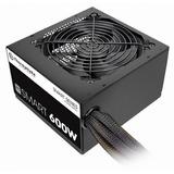 Fuente De Poder Thermaltake Smart 600w 80plus White (