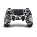 Control Dualshock Ps4 Camouflage Oem