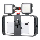 Estabilizador De Celular Smartphone Steadycam Soporte Video2