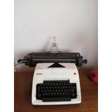 Máquina De Escribir Olympia Sg3   ¡envío Gratis!
