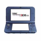 New Nintendo 3ds Xl Desbloqueada + Microsd 16gb + Garantia