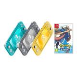 Nintendo Switch Lite+pokemon Espada
