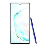 Smartphone Samsung Galaxy Note 10+ 256gb 12gb Aura Glow