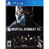 Mortal Kombat Xl Ps4 - Juego Fisico - Next Gamers