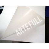 Papel Adhesivo Para Todo Tipo De Impresora Mate Carta 50h
