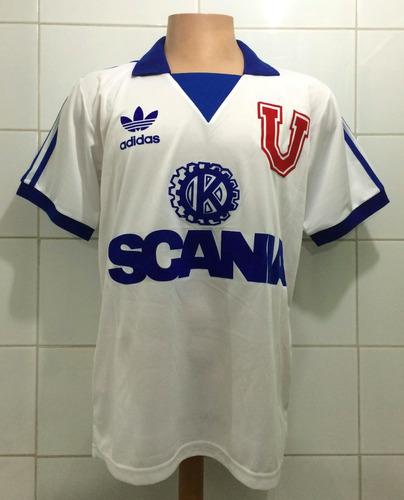 Camiseta U De Chile Conmemorativa 1990 Nuevas! Envío Gratis! aad42b8cbfb88