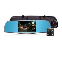 Camara Espejo Vehiculo Full Hd Cam Retroceso Vision Nocturna