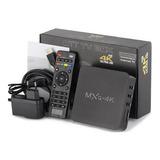 Smart Tv Box 4k 1g+8gb Android 7.2control Remoto