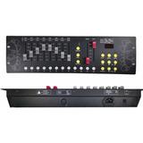 Controlador Consola Mesa Iluminación Dmx 512 192 Canales