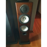 Parlantes Monitor Audio Rx6 Silver