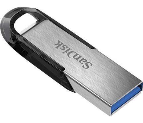 Pendrive Sandisk Cruzer Ultra Flair 64gb 3.0 - Revogames
