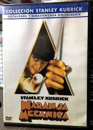 La Naranja Mecánica (1971) Director: Stanley Kubrick