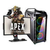 Pc Gamer Intel I3 9100f + 8gb Fury + 1tb + 600w + Gtx 1660