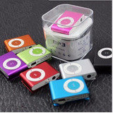 Reproductor Mp3 Clip Tipo Shuffle + Audifono / Mundo Electro