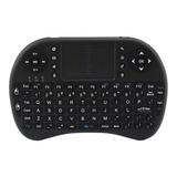 2.4g Mini Wirel Teclado Controles Remoto Touchpad Para Smart