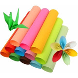 500 Hojas De Papel Color A4