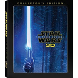 Blu Ray - 3d - Star Wars Vii: El Despertar De La Fuerza