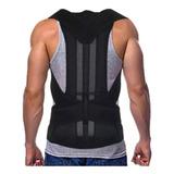 Faja Corrector Postura Espalda Lumbar Unisex/ Oferta!!!