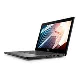Notebook Dell Latitude 7290 12.5 I7-8650u Ssd 256gb 8gb W10