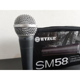 Copia China Micrófono Sm58