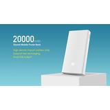 Xiaomi Power Bank Bateria Externa 20000 Mah - Multiofertas