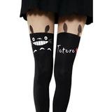 Panties Pantys Medias Diseño Kawaii Totoro