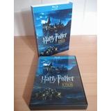 Harry Potter Blu-ray Coleccion +  Slipcover