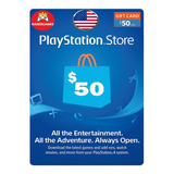 Tarjeta Psn Card $50 Dolares Usa || Kaisergamescl