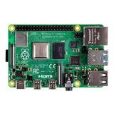 Raspberry Pi 4 Modelo B Con 1/2/4gb Ram Quad Core Cortex-a72