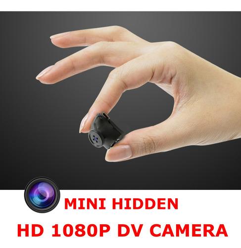 Grabadora De Vídeo Digital Hd 1080p Mini Cámara Dv Camcorde