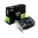 Tarjeta De Video Msi Geforce Gt 1030 Aero Itx 2g Oc