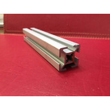 Perfil Aluminio 4040  $9.800   El Metro Mas Iva