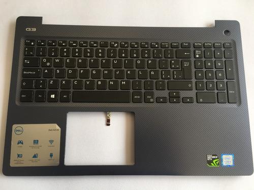 Teclado Completo Dell Inspiron G3 15 Español Original