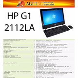 Hp All In One G1
