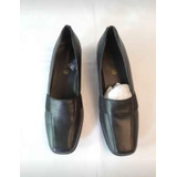 Zapatos 39 Carrano, Solo Un Uso, De Cuero