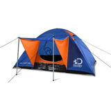 Carpa Yellowstone Ii 2 Pers. Doble Capa Discovery Adventures